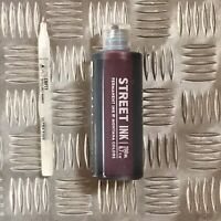 Street Ink - Red - MTN by Montana Colors - 200ml Ink Refill + Applicator