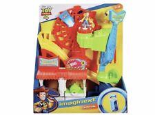 Disney Pixar Toy Story 4 Imaginext Carnival Playset Brand New