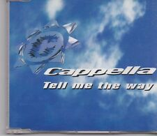 Capella-Tell Me The Way cd maxi single 7 tracks