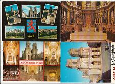 Lot 4 cartes postales AUCH 2