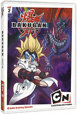 BAKUGAN - SERIES 1 - VOLUME 2 - DVD - REGION 2 UK