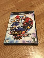 Sonic Adventure 2 Battle Nintendo GameCube Works TESTED NG3