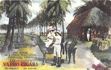 Lee and Cady's Varro Cuban Cigars Advertising Postcard