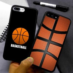 Basketball Sport Design Silicone Case Cover For iPhone Samsung Huawei