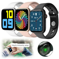 Bluetooth Call Smart Watch with Body temperature Heart Rate Blood Presure Watch