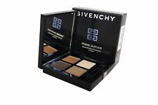GIVENCHY PRISME QUATUOR Intense & Radiant Eyeshadow 4 Colors 4x1g. 9 delicate
