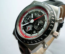 MINI John Cooper Works JCW Rally Racing Business Sport Design Watch Chronograph