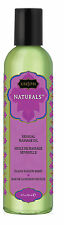 Kama Sutra Sensual Massage Oil. Island Passion Berry. 8 Fl. Oz. Made in USA.