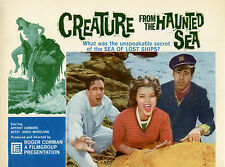Creature from the Haunted Sea 1961 Widescreen Comedy, Horror DVD