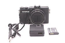 Olympus Stylus XZ-2 12.0MP Digital Camera - Black