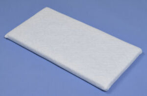 MATTRESS FOR SNUZPOD 3 CRIB ECO FIBRE 80.5 x 44 X 5CM FULLY BREATHABLE QUILTED