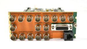 Miranda XVP-3901-FS 3G/HD/SD Frame Synchronizer Sync & Audio + 2x Dolby P12391