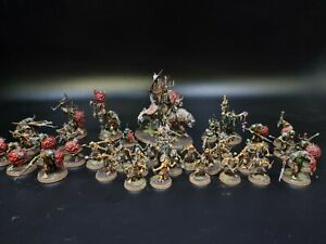 Warhammer Orrucks AoS Kruleboyz dominion army pro painted made to order