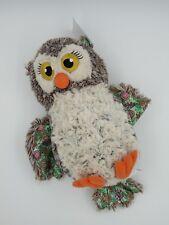 Girl Scout Owl, plush owl, plush Girl Scout owl, Cookie 100th anniversary owl