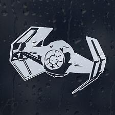 Star Wars Star Fighter Ship Car Decal Vinyl Sticker For Window Bumper Panel