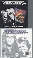 CD--FASTWAY--BAD BAD GIRLS & ON TARGET