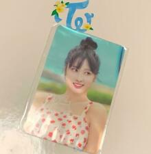 TWICE Twaii's Shop POPUP STORE MOMO official transparent photocard
