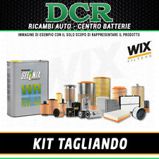 KIT TAGLIANDO FIAT CROMA II 1.9 JTD 120CV 88KW DAL 06/2005 + SELENIA WR 5W40