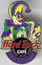 Hard Rock Cafe New Orleans MARDI GRAS JESTER 2000 Pin