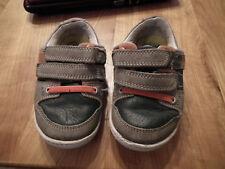 Bebé Niño Botas, Zapatos, Tamaño: UK 4.5 G, Clarks (136)