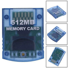512MB Capacity Game Memory Card Storage Stick For Nintendo Gamecube Wii Console