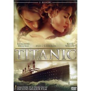 Titanic (2 Dvd)  [Dvd Nuovo]