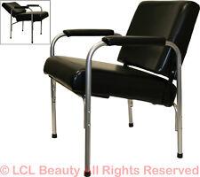 Shampoo Chair Auto Recline Reclining Hair Styling Barber Beauty Salon Equipment
