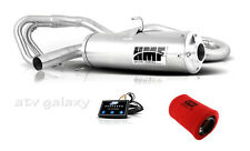 HMF Swamp Full Exhaust + EFI + Uni Filter Polaris RZR S 800 11 12 13
