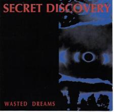 Secret Discovery/Wasted Dreams * NEW CD * NOUVEAU *