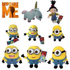Despicable Me Minions Character Plush Toy Unicorn Agnes Stuffed Animal Figure