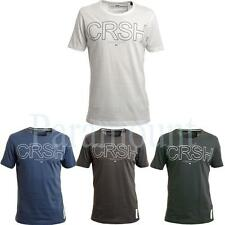 Crosshatch Cotton Graphic T-Shirts for Men without Multipack