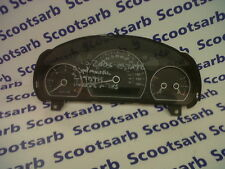 SAAB 9-5 95 Dashboard Clock Main Instru Panel Black 06-10 12767385 12775652 145k