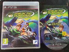 PS3 : ben 10 galactic racing