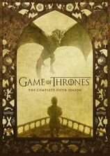 Game of Thrones DVD Season 5 Region 2 Buy Before 10am Sent The Same Day