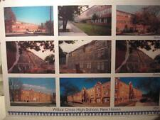 WILBUR CROSS HIGH SCHOOL BEFORE-AFTER ARCHITECT PICTURES, NEW HAVEN, CONN