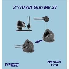 "US Navy 3""/70 AA gun Mk.37 x 4"