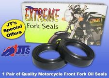 FORK SEALS TO SUIT HONDA H 100 H100 SD S2G SJ 1980-1993