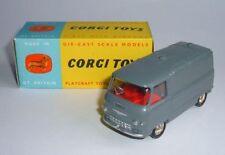 Corgi Cast Iron Diecast Vans