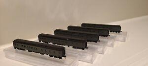 Micro-Trains Pullman Heavyweight Passenger Car Set (N Scale)