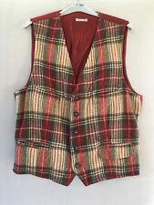 Vintage 80s Armani Waistcoat