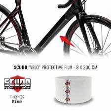 Rotolo Nastro Adesivo Scudo per Protezione Telaio Bicicletta, 8 x 300 cm