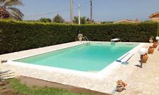 Kit piscina interrata in casseri di polistirene Classica 10x5x150h mt