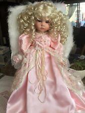 The Doll Maker Linda Rick-Lovee Dolls-#2004 Your Guardian Angel Ltd Ed 85/500