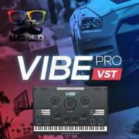 Vibe Pro VST Plugin ( WIN & MacOSX ) - eDelivery