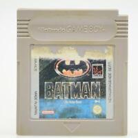 Batman | Nintendo Game Boy Spiel | GameBoy Classic Modul | Akzeptabel