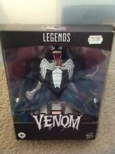 "Marvel Legends 6"" Venom, collectible action figure, toy, new in box"