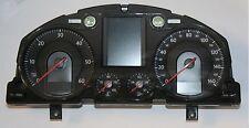 VW Passat 2005 to 2009 B6 2.0 TDI Speedo Speedometer clock unit 3C0 920 971 E