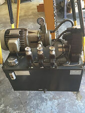 HYDRAULIC POWER UNIT - COMPLETE