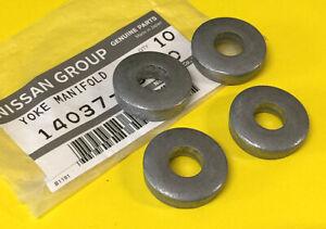 Datsun Exhaust Manifold Yoke Washer Set, 510 520 521 620 720, All L4, OEM NEW!