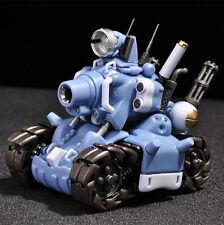 YH Metal Slug Super Vehicle SV-001 tank movable inner structure Blue
